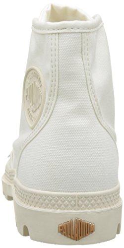 Palladium 92352, Scarpe da Ginnastica Alte Donna Bianco (Marshmallow/Marshmallow)