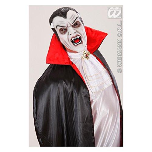 Halloween Maske Vampir Maske Exklusiv (KAR)
