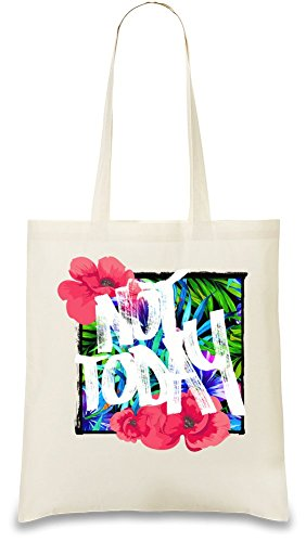 not-today-floral-typography-sac-a-main