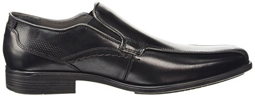Hush Puppies Carter Maddow, Chaussures de ville homme Noir (Black)