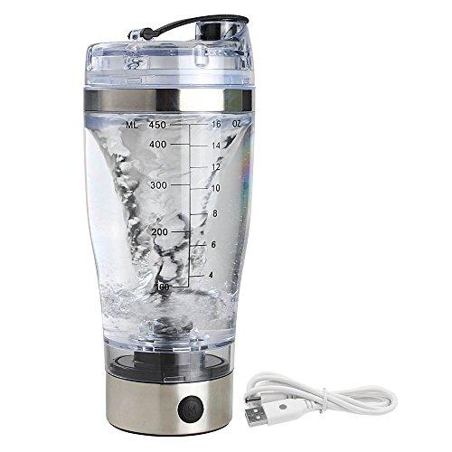 VANKER-Batidora-elctrica-automtica-Vortex-Mezclador-Botella-de-agua-Smart-Blender-Cup-450ML