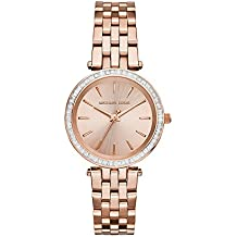Michael Kors Analog Rose Dial Women's Watch - MK3366