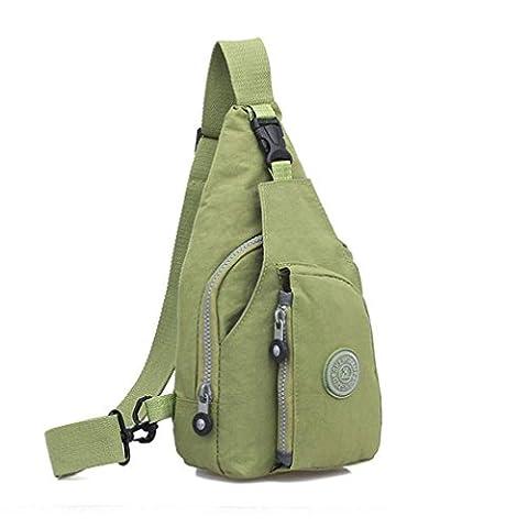 Kingwo SHENGXILU Fashion Women Handbag Shoulder Bag Large Tote Ladies Chest Pack for