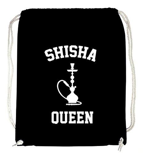 Certified Freak Shisha Queen Gymsack Black