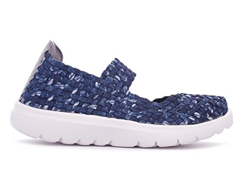 Grunland Elas donna, sintetico, sneaker bassa, 39 EU