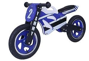 Yammy Wooden Motorbike Balance Bike 2017 model
