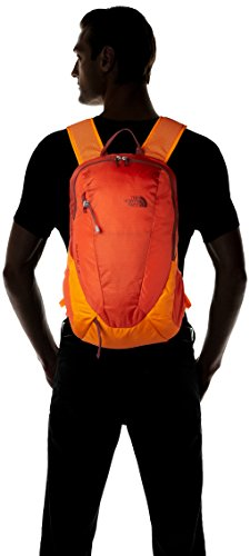 The North Face Kuhtai, Zaino Unisex Adulto Arancione/Arancione