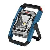 Bosch Professional 18V System Akku LED Baustellenlampe GLI 18V-1900 (max. Helligkeit 1900 Lumen, ohne Akkus und Ladegerät, im Karton)
