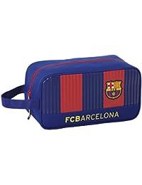 FC Barcelona Neceser, 29 cm, Azul / Granate