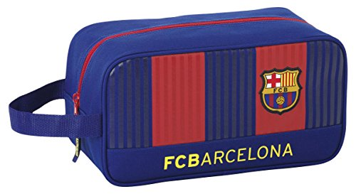 SAFTA Futbol Club Barcelona 811629682 Bolsa para Zapatos