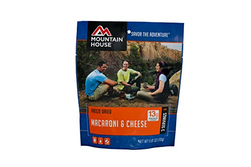 Mountain House Macaroni and Cheese 1