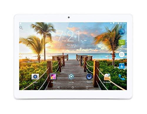 Android 7.0 Nougat Tablet 10 Pulgadas Ranuras Tarjetas