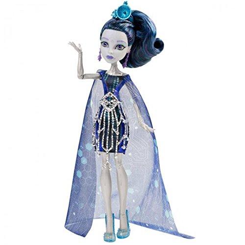 High Boo York Gala Monsterfreundinnen Mädchen Puppe Buh, Farbe:Violett ()