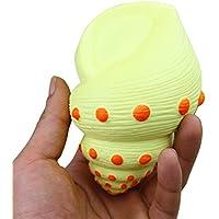 Bluestercool Squeeze Jumbo Conch Cartoon Squishy Slow Rising Squeeze Toy Gift Fun