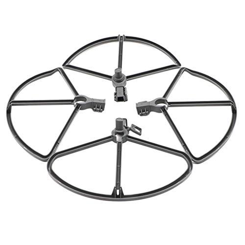 Homyl 4 pcs Stoßfänger Propeller Protektor Schutzrahmen für DJI Mavic 2 PRO / Zoom Mini Drohne -