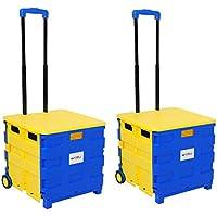 suchergebnis auf f r klappbox trolley k che haushalt wohnen. Black Bedroom Furniture Sets. Home Design Ideas