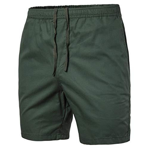 Bfmyxgs Mode Männer Casual Einfarbig Breite Strand Casual Männer Kurze Hosen Shorts Hosen Im Strand