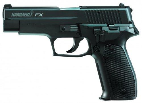 Hämmerli FX Softairpistole schwarz