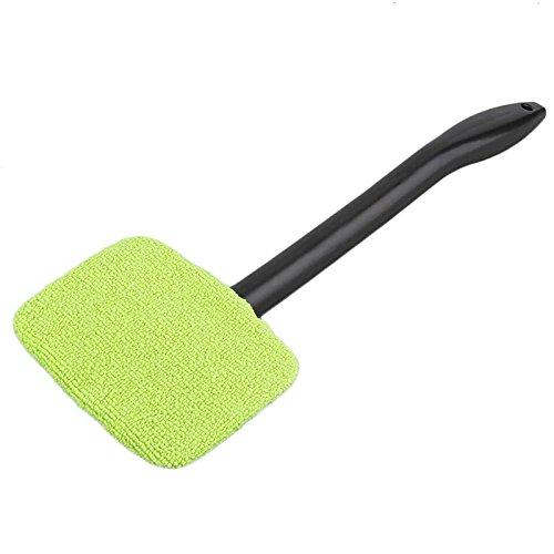 beautop 1funcation tragbar Windschutzscheibe einfach Reiniger Fenster Griff auf dem Auto, oder Home Reinigung Werkzeug 39x13x9cm grün