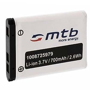 Batteria Li-40b/Li-42b per Olympus C-/FE-/VG-/VR-/ X-/mju-/µ-...Vedi lista