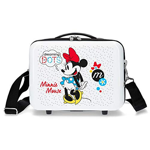 Minnie Enjoy The Day Dots Adaptable Beauty Case