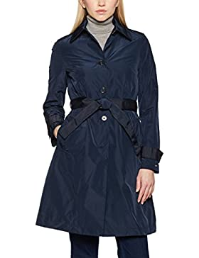 Tommy Hilfiger Damen Mantel Bobby Nylon Trench