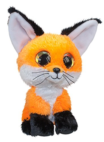 "Fox Repo (Classic) Plush - Lumo Stars 54972 - 15cm 6"""