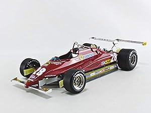 GP Replicase GP12-10F - Coche en Miniatura, Color Rojo