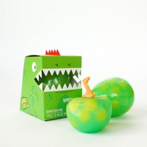 Magic Dino Egg Growing Hatching Dinosaur Soap Child Kid Soap