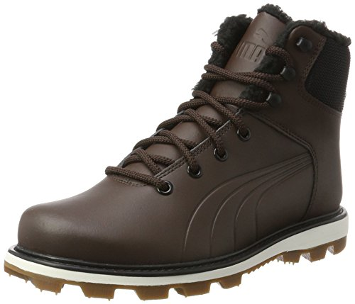 Puma Unisex-Erwachsene Desierto Fun L Sneaker, Braun Chocolate Brown 02, 42 EU