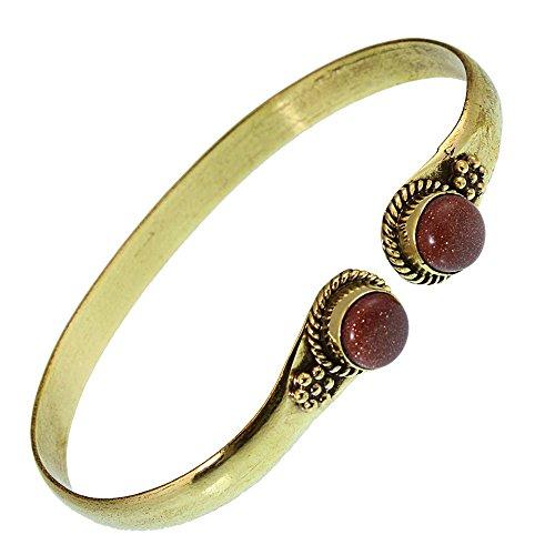 chic-net-laiton-bracelet-gres-dore-autour-de-la-fleur-zopfrand-bijoux-tribaux-antique-reglable-sans-