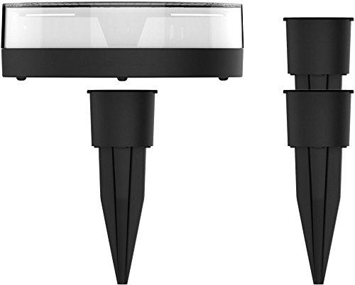 Mipow Solar-Gartenleuchte LED RGB PLAYBULB GARDEN BTL401 black, white