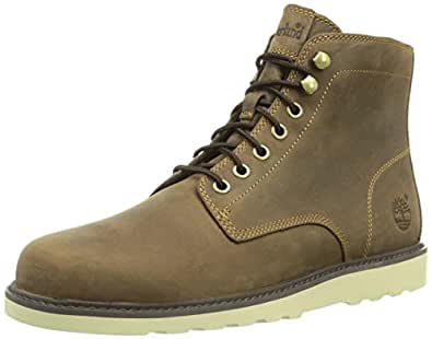 Timberland Newmarket FTB_EK Newmarket Wedge PT Boot, Herren Chukka Boots, Braun (DARK BROWN), 46 EU (11.5 Herren UK)