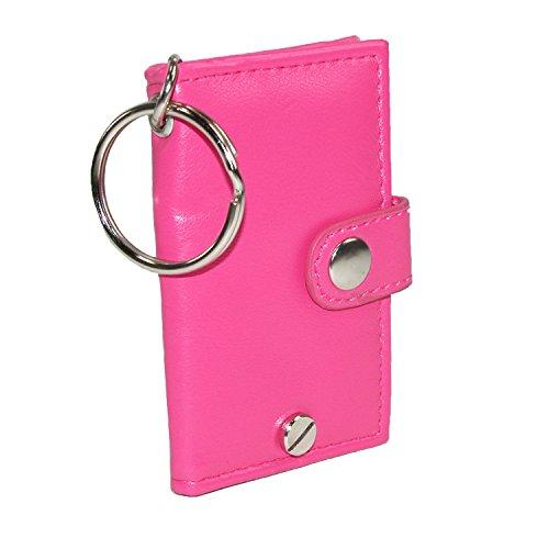 buxton-frauen-scan-karte-schlusselanhanger-organisator-mappen-rosa