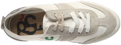 People's Walk Grant , Baskets mode femme Blanc (White)