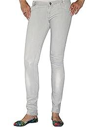PHILIPP PLEIN Damen Designer Jeans Hose - CRYSTAL CANDY -