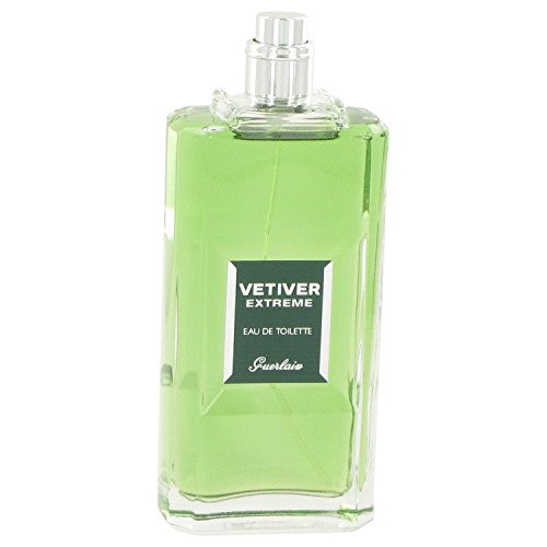 Vetiver Extreme Cologne By GUERLAIN 3.4 oz Eau De Toilette Spray (Tester) FOR MEN