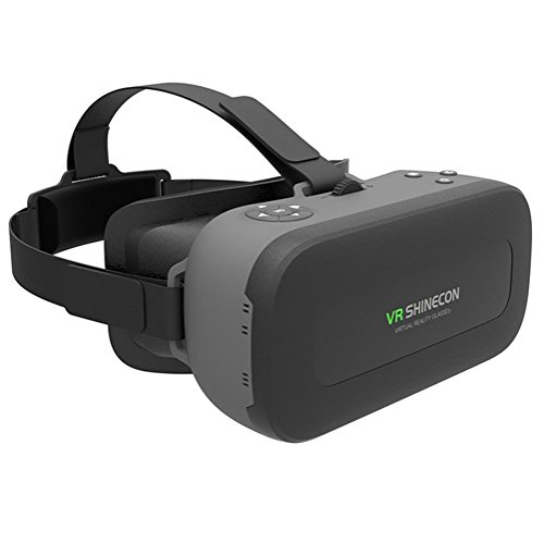 HUYAN1 VR Headset 16G 1080P All in One Virtual Reality Brillen Android 4.4 Octa-Core 2G RAM...