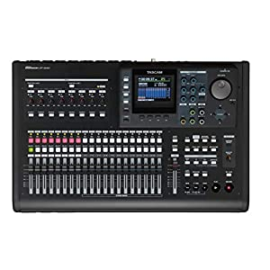 Tascam DP-32SD – 32-Track Digital Portastudio