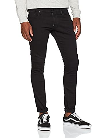 G-STAR RAW Revend Super Slim, Jeans Homme, Noir (Rinsed 082), W32/L34