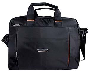 Mount Track Black Laptop Messenger Bag for laptop, ipad, tablets ...