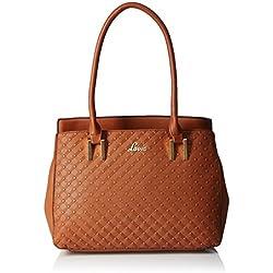 Lavie Women Handbag (Tan)(HSBR999042J3)