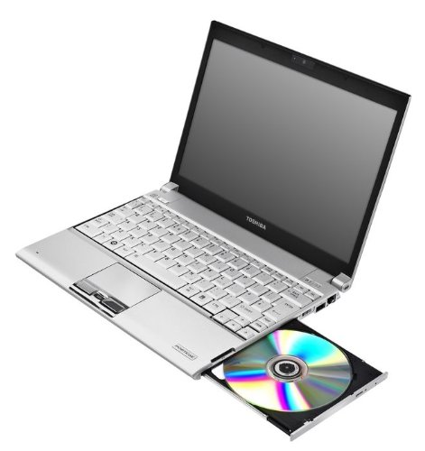 Toshiba PPR61E-01G00EIT Personal Computer portatile 12.1 pollici
