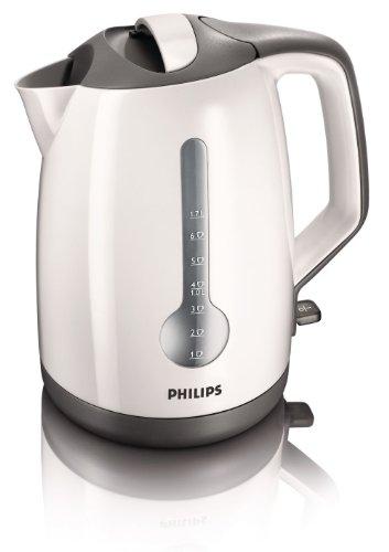 Philips HD 464900Wasserkocher 1,7L, 2400weiß HD 464900) (grau)