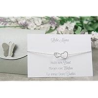 Armband - Brautmutter - Geschenk, Hochzeit, Mutter