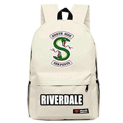 Riverdale Fans Rucksack Unisex Laptop Rucksack Kühltasche für Jugendliche, Reisetasche, Arbeitstasche, Schultasche