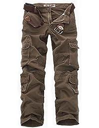 Cloud Style Pantalon de travail style cargo - multipoches pour homme