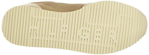 Tommy Hilfiger P1285hoenix 1b, Scarpe da Ginnastica Basse Donna Beige (Sand 102)