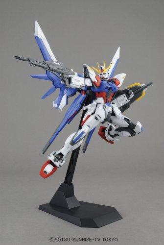 Bandai Hobby Bandai Hobby MG Build Strike Gundam Full Package Model Kit