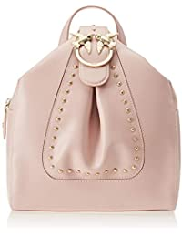 Pinko Alkan Backpack Vitello Seta - Mochilas Mujer